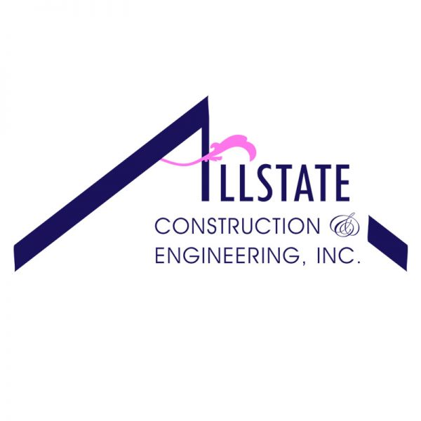 Logo Design for Allstate Construction