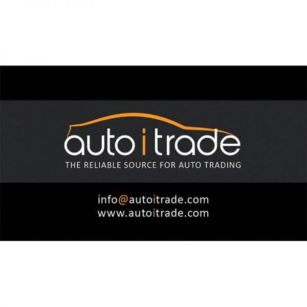 Autoitrade Business Card Design