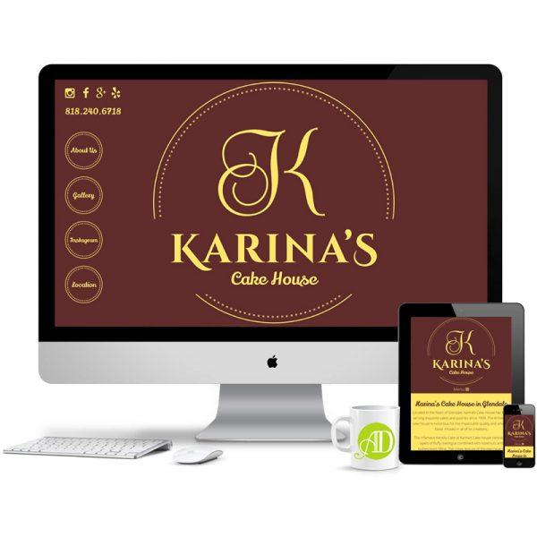 Bakery Website Design In Glendale Ca