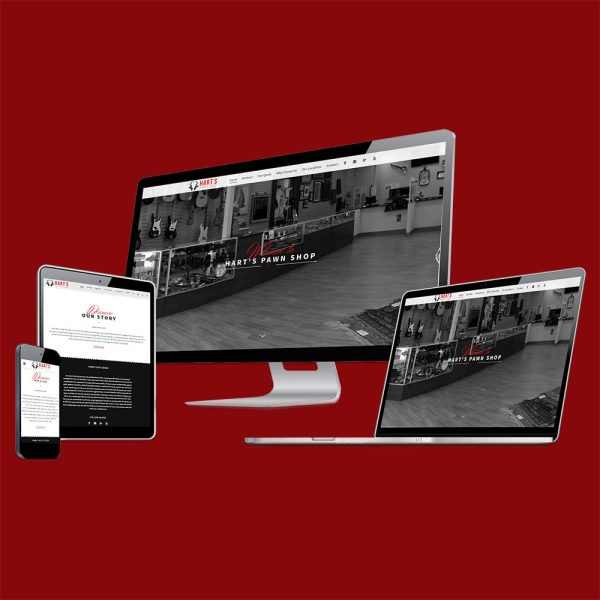 Business WordPress Website Redesign and Development in Los Angeles
