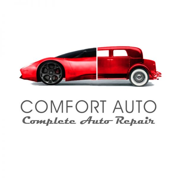 Logo Design for Comfort Auto