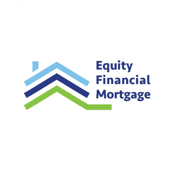 Finance Company Logo Design for Equity Financial Mortgage