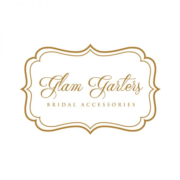 Glam Garters Logo Design by ArpiDesign.com in Glendale CA