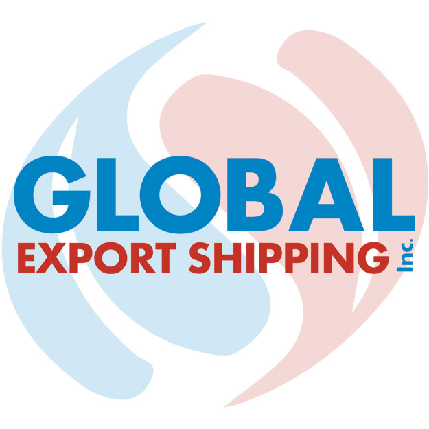 Global export shipping logo redesign by in for Global design company