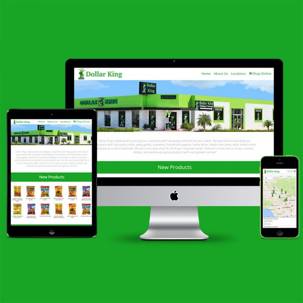 Responsive WordPress Website Design in Glendale CA