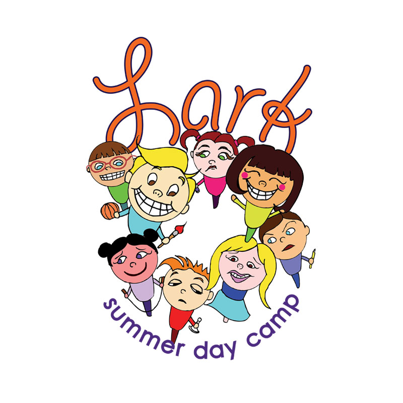 Logo Design for Lark Summer Day Camp