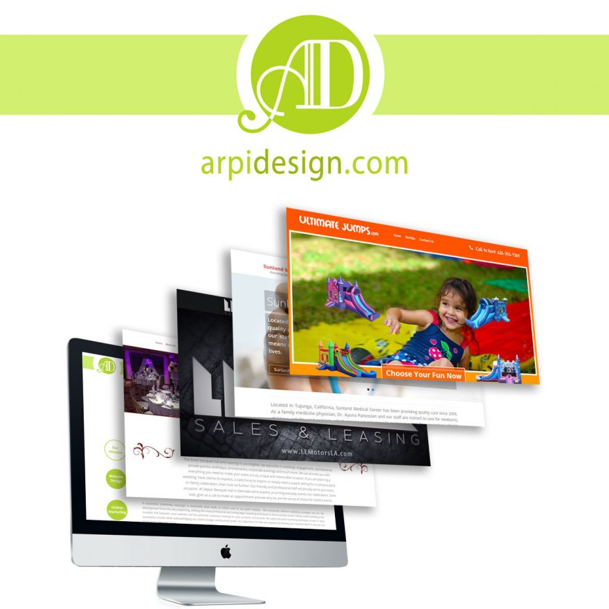 Website Services in Los Angeles
